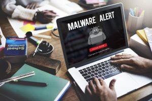 malware - lỗi bảo mật trên WordPress