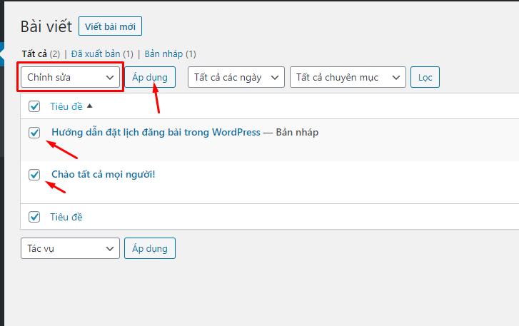 tắt bình luận trong WordPress