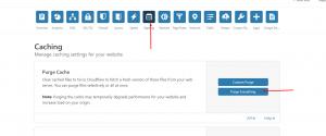Purge Cache - xóa cache trong WordPress