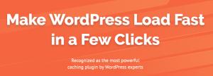 WP Rocket - tối ưu tốc độ tải WordPress