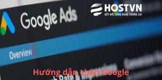 chèn google adsense vào wordpress
