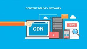 cdn - giảm thời gian tải trang sản phẩm
