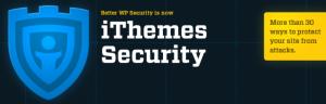 iThemes Security - WordPress security plugin