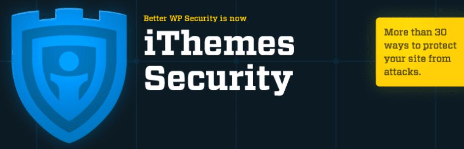 iThemes Security - plugin bảo mật WordPress