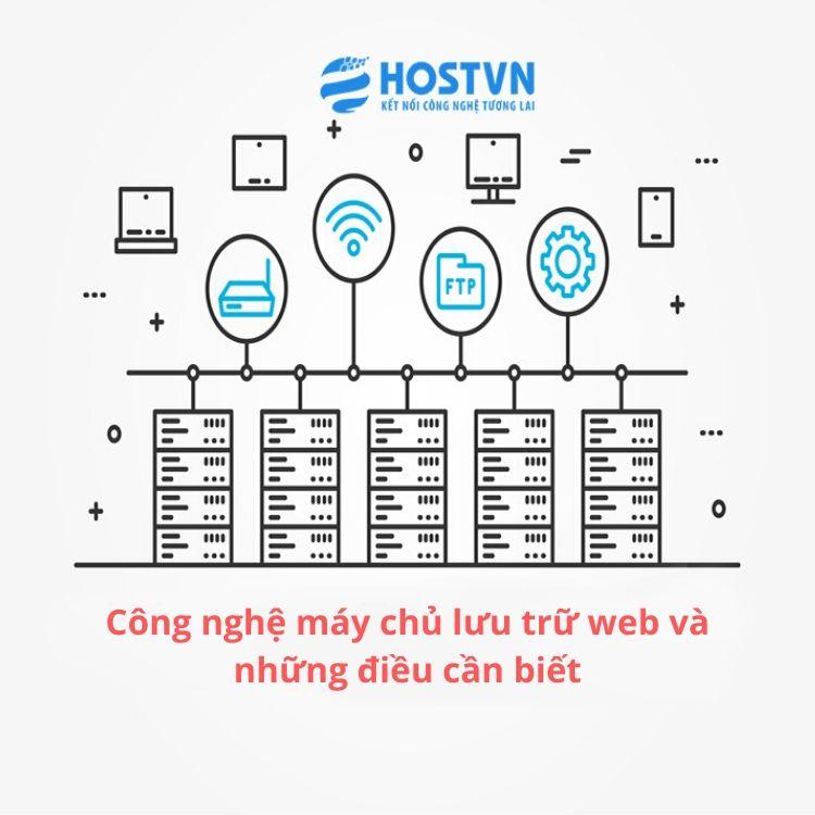 máy chủ lưu trữ web