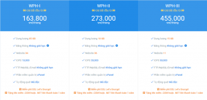 wordpress hosting pricing