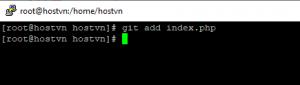 Screenshot_12 - cài đặt Git trên CentOS