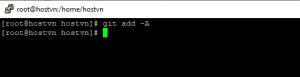 Screenshot_14 - cài đặt Git trên CentOS