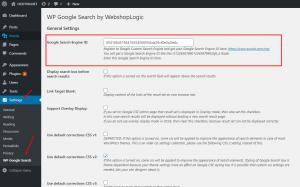 Screenshot_6 - add Google Search to WordPress