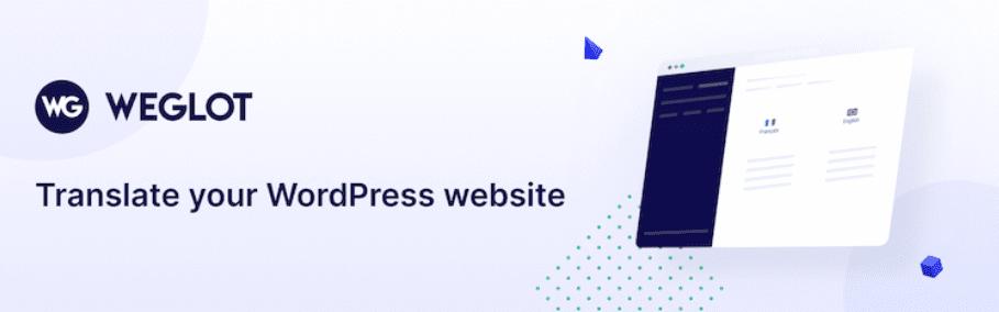 Translate WP website - website đa ngôn ngữ bằng WordPress