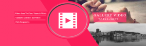 Video Gallery - create YouTube video library for WordPress