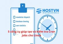 create cronjob