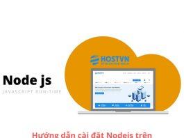 cài đặt Nodejs trên CentOS 7