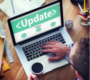 update website - Bảo mật trang web