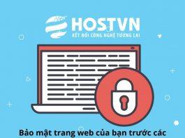 webite security