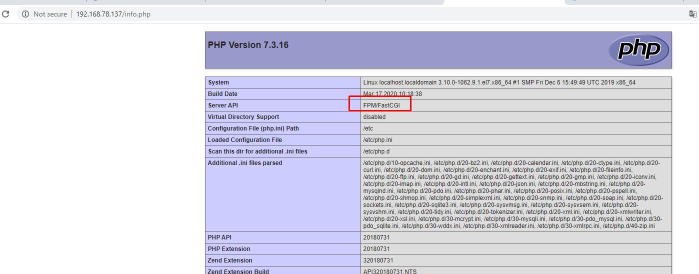 Screenshot_119 - cài đặt LEMP trên Centos 7