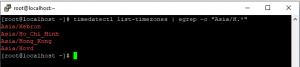 Screenshot_154 - đổi múi giờ trên CentOS