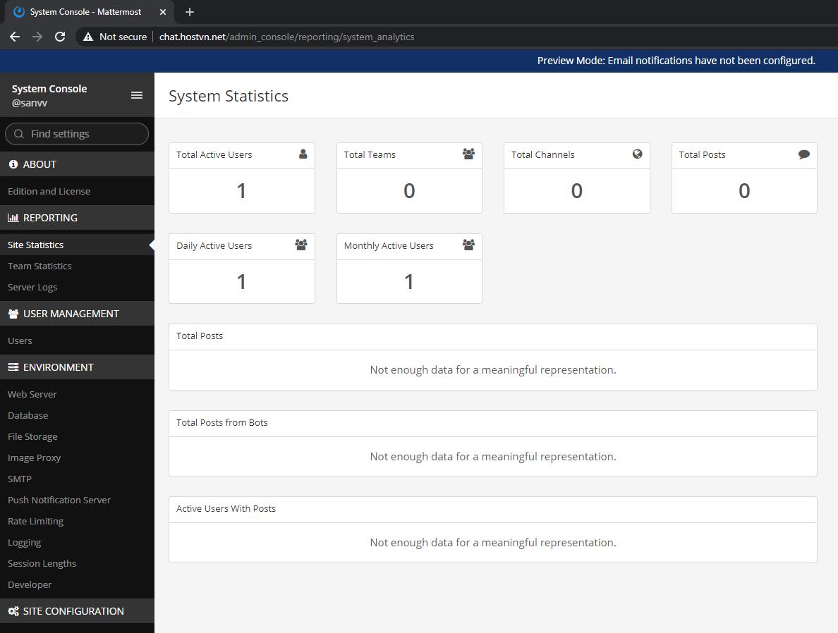 Screenshot_17 - cài đặt Mattermost trên CentOS 7