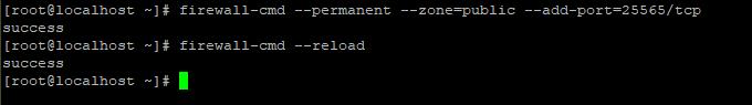 Screenshot_18 - cài đặt Minecraft Server trên CentOS
