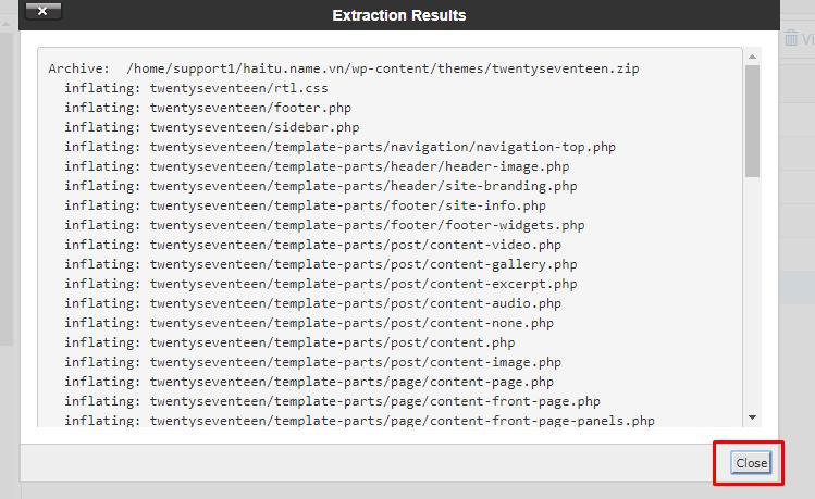Screenshot_23 - cập nhật theme cho WordPress