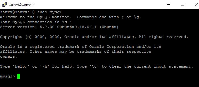 Screenshot_3 - cài đặt Mysql trên Ubuntu 18