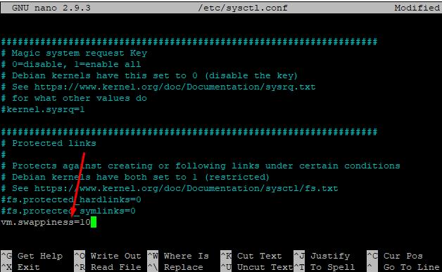 Screenshot_30 - tạo Swap trên Ubuntu