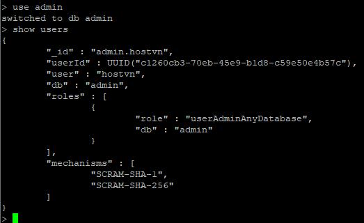 Screenshot_36 - cài đặt MongoDB trên CentOS 7