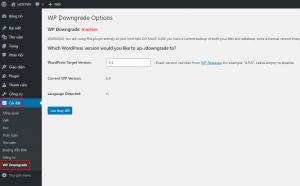 Screenshot_48 - hạ cấp phiên bản WordPress