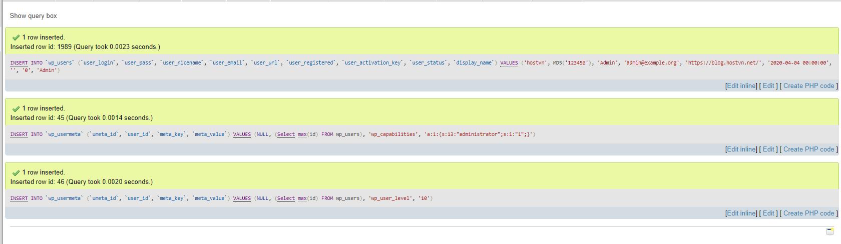 Screenshot_69 - không được phép truy cập wp-admin