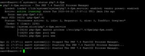 Screenshot_8 - installing LEMP on Ubuntu 18