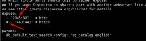 Screenshot_102 - cài đặt Discourse trên CentOS 7