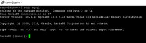 Screenshot_24 - cài đặt MariaDB trên Ubuntu 20