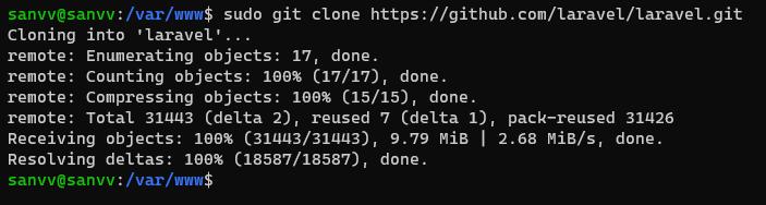 Screenshot_29 - cài đặt Laravel trên Ubuntu 20.04