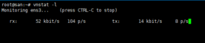 Screenshot_33 - sử dụng vnstat