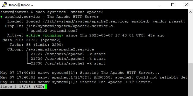 Screenshot_66 - cài đặt Apache trên Ubuntu 18