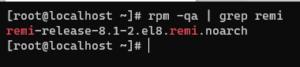 Screenshot_70 - cài đặt PHP trên CentOS 8