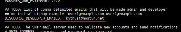 Screenshot_85 - cài đặt Discourse trên CentOS 7