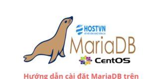 install-mariadb-on-centos-8