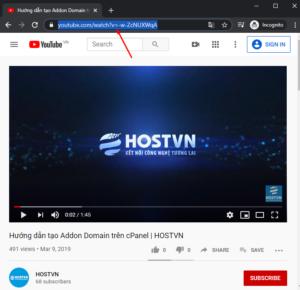 Screenshot_18 - chèn video YouTube vào bài viết