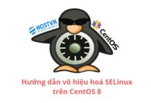 disabled-selinux-on-centos-8