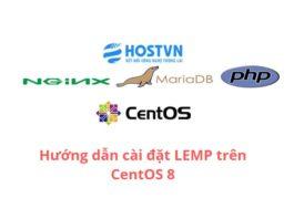 install-lemp-on-centos-8