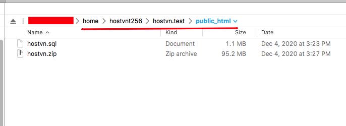 upload file to vps - upload WordPress từ localhost lên Hostvn Scripts