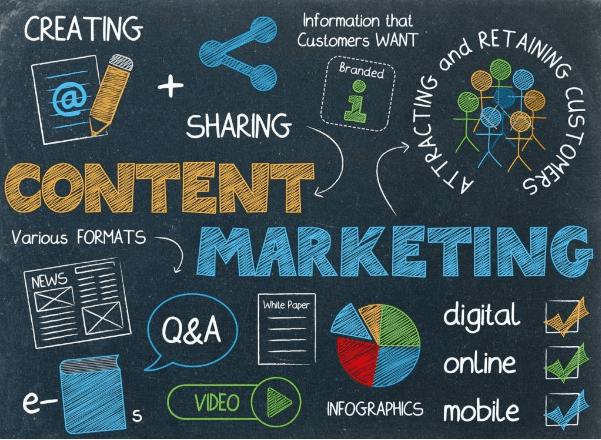 Content Marketing - bạn thực sự đã hiểu?