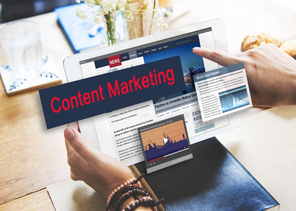 Content marketing giúp tăng doanh số hiệu quả