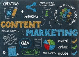 Content marketing giúp nuôi dưỡng niềm tin, nhận thức của khách hàng và tăng doanh số
