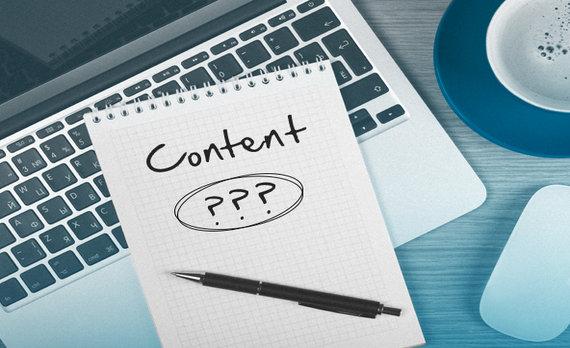 Tầm quan trọng của content trong việc phát triển website