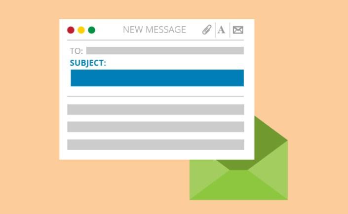 Tập trung đầu tư vào nội dung email để không bị đánh giá là Email Spam