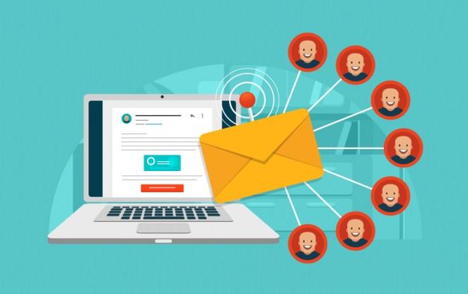 Sự tăng trưởng của danh sách email mở ra nhiều khả năng tiếp cận khách hàng cho doanh nghiệp