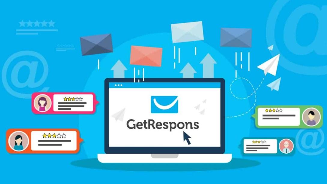 GetResponse là phần mềm được chú trọng nâng cấp với nhiều tính năng mới