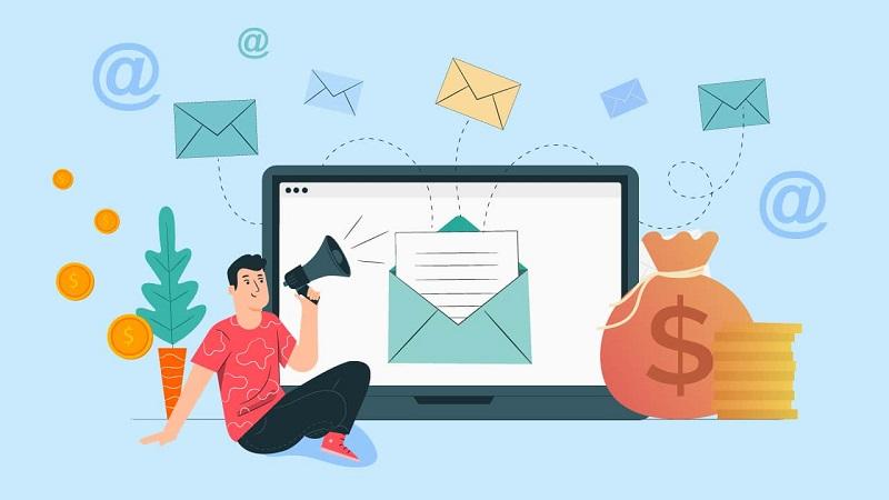 Không nên bỏ qua vai trò của email trong marketing